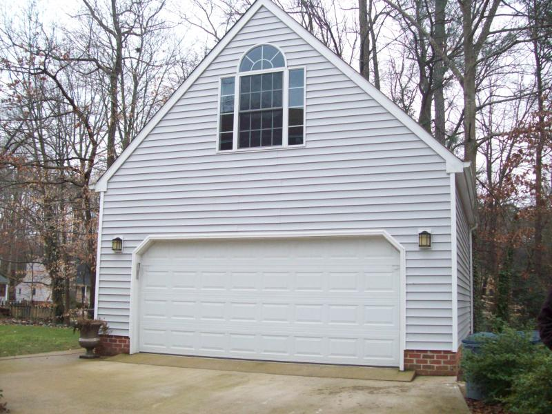 11 simple 2 car garage addition ideas photo building for Cost of 3 car garage addition